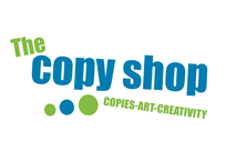 Copy shop logo